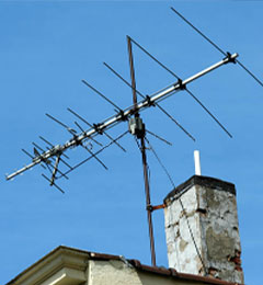 Rockingham antenna